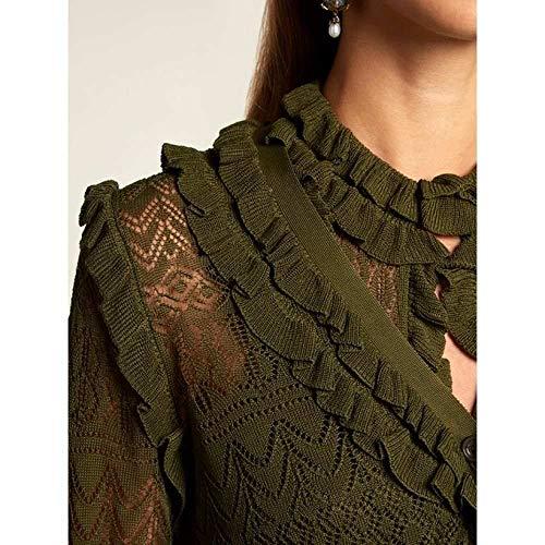 (アルチュザラ) Altuzarra レディース トップス カーディガン Kozmic pointelle-knit cardigan [並行輸入品]