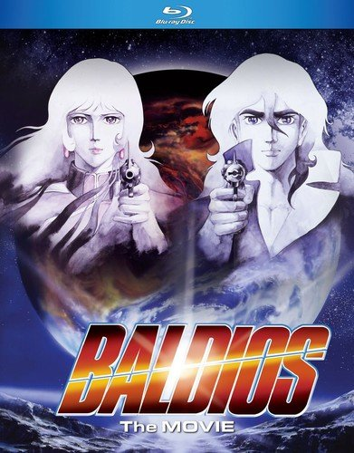 Blu-ray : Space Warrior Baldios The Movie (Blu-ray)