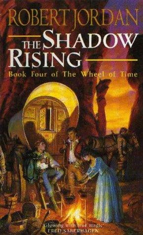 """""""The Shadow Rising (Wheel of Time)"""" av Robert Jordan"""