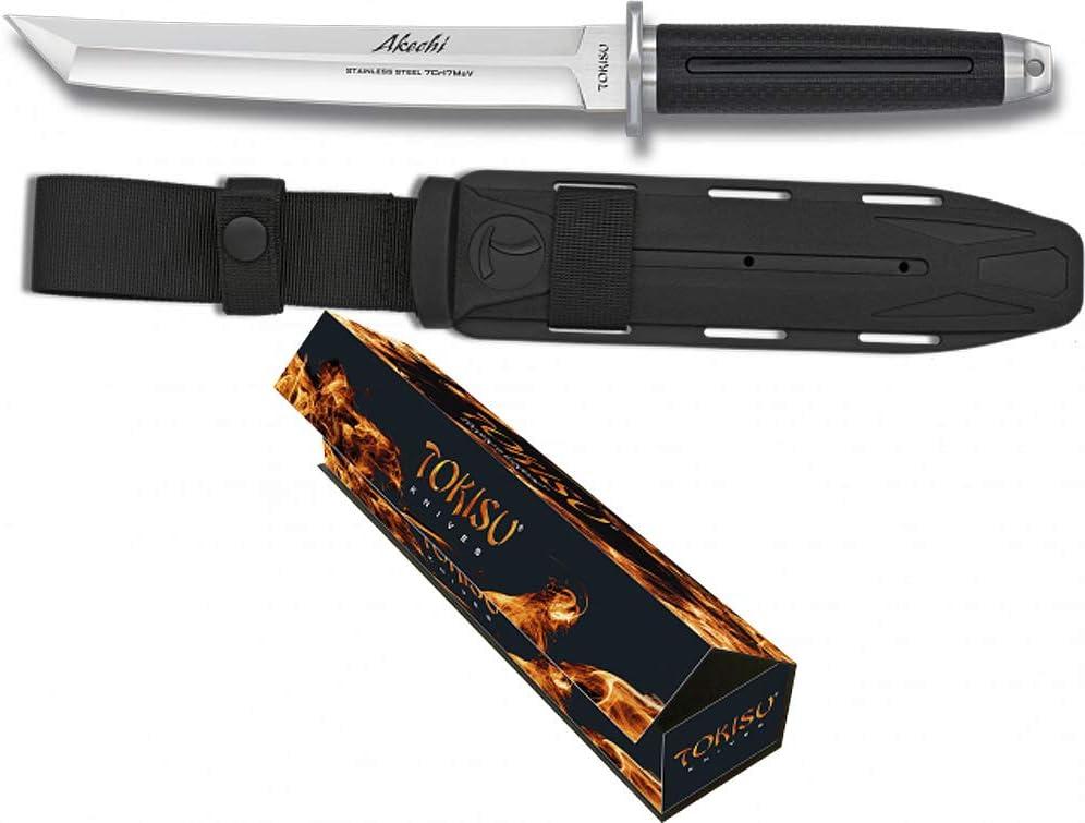 Kleines feines TOKISU Tanto Taschenmesser G10 Carbon Gentlemen Messer