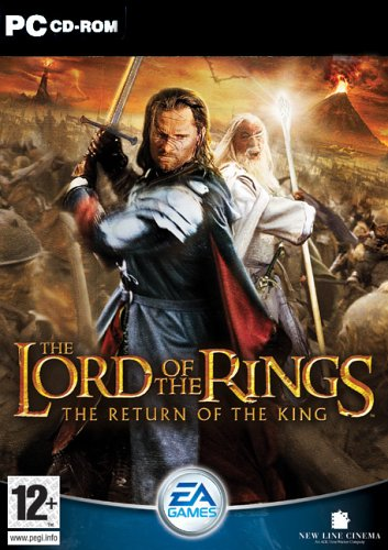 Lord of the Rings: The Return of the King (Lotr Return Of The King Pc Game)