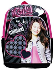 iCarly Full BackPack - i Carly Large School Bag