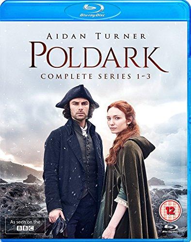 (Poldark: Complete Series 1-3 [Blu-ray])