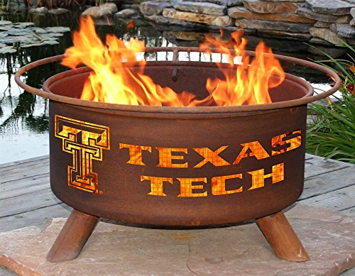 Patina Pits (Patina Products F233, 30 Inch Texas Tech Fire Pit)