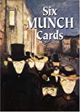 Six Munch Cards, Edvard Munch, 0486410668