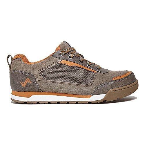 Forsake Mack Hiking Shoe - Men's Sand/Orange 11.5