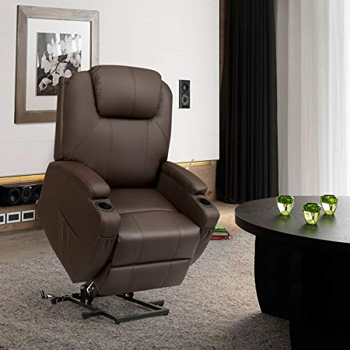 recliners with armrest storage