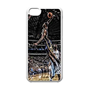 WJHSSB Print Paul George Pattern PC Hard Case for iPhone 5C