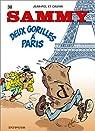 Sammy, tome 38 : Deux gorilles à Paris par Pol