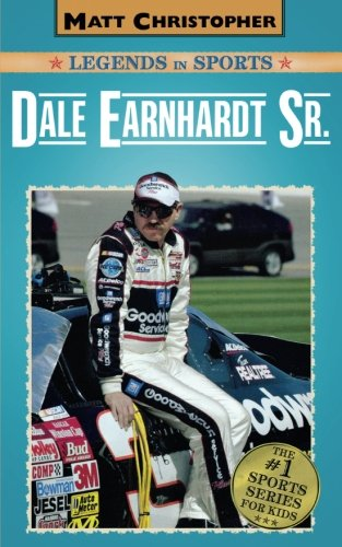 8c08d14b358 Dale Earnhardt Sr.  Matt Christopher Legends in Sports