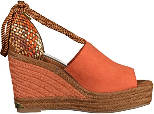Tamaris Sandale femmes 28 1 Orange 28312 SFSHY