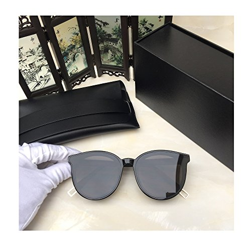 New Gentle man or Women Monster eyeware V brand BLACK PETER 01 sunglasses for gental Monster sunglasses -black frame black lens