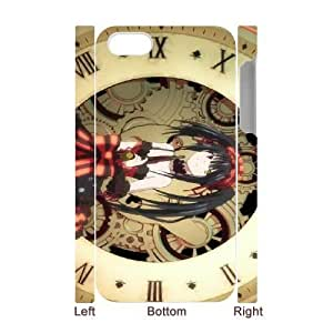 iphone4 Phone Case White Date A Live WQ5RT7445821
