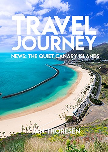 Buy cheap travel journey news the quiet canary islands