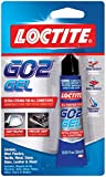 Loctite 1832982-6 Go2 Gel Clear Adhesive.60 fl. oz. Tubes (Case of 6)
