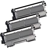 3 High Yield Inkfirst High Yield Toner Cartridges TN-450 (TN450) Compatible Remanufactured for Brother TN-450 Black HL-2220 HL-2230 HL-2240 HL-2240D HL2270DW HL-2280DW DCP-7060D DCP-7065DN MFC-7360N MFC-7460DN MFC-7860DW
