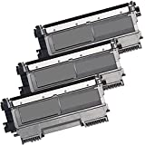 3 High Yield Inkfirst® Toner Cartridges TN-450 (TN450) Compatible Remanufactured for Brother TN-450 Black HL-2220 HL-2230 HL-2240 HL-2240D HL2270DW HL-2280DW DCP-7060D DCP-7065DN MFC-7360N MFC-7460DN MFC-7860DW