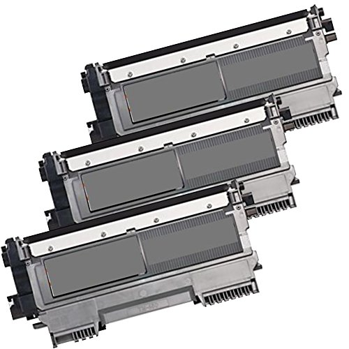 3 High Yield Inkfirst® High Yield Toner Cartridges TN-450 (TN450) Compatible Remanufactured for Brother TN-450 Black HL-2220 HL-2230 HL-2240 HL-2240D HL2270DW HL-2280DW DCP-7060D DCP-7065DN MFC-7360N MFC-7460DN MFC-7860DW