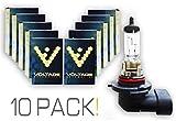 10 Pack H10 9145 Headlight Bulb - OEM Replacement - Volta...