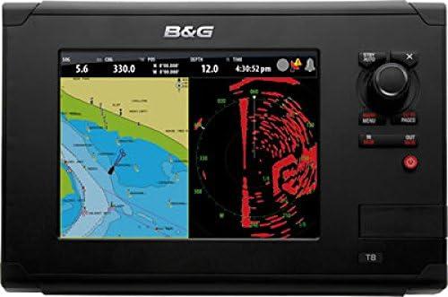 B & G Zeus Touch 8 pantalla multifunción: Amazon.es: Deportes y aire libre