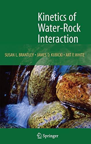 Kinetics of Water-Rock Interaction