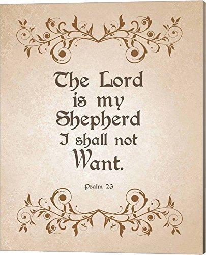 Psalm 23 Framed - 7