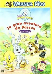 Baby Looney Tunes: La gran aventura de Pascua [DVD]
