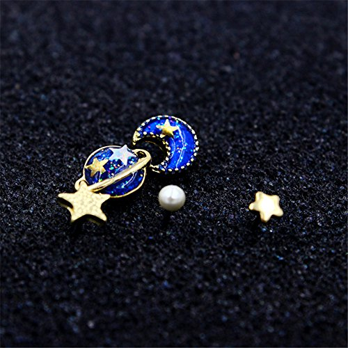 YAMULA Amazing Planet Earrings Girls product image