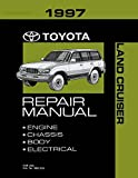 1997 Toyota Landcruiser Land Cruiser Shop Manual