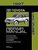 1997 Toyota Landcruiser Land Cruiser Shop Manual
