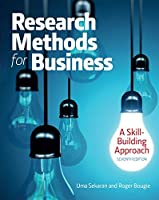 Research Methods For Business: A Skill Building Approach, 7th Edition Front Cover