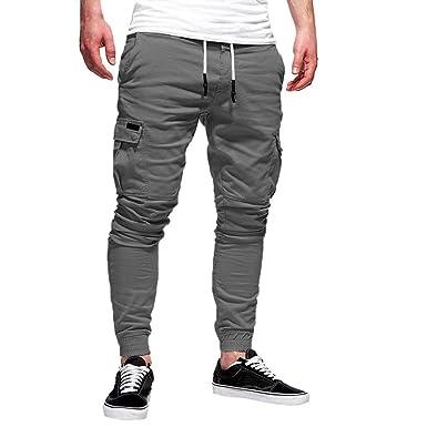 Pantalones Hombre Chandal, Baqueros Hombre Pantalones ...