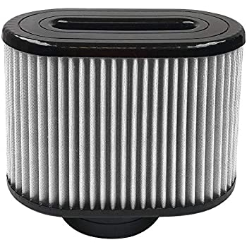Dry Extendable Filter S/&B Filters 75-5045D Cold Air Intake For 1992-2000 Chevy//GMC Duramax 6.5L