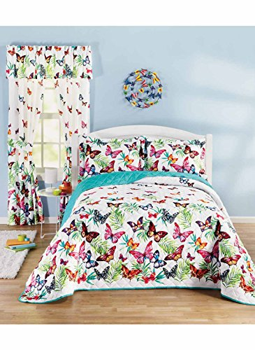 Carol Wright Gifts Butterfly Garden Bedding Separates - Sham