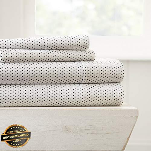 Gatton New Premium Premium Hypoallergenic Ultra Soft Patterned Sheet Set | LINENIENHM-182012668 ()
