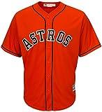 Houston Astros Alternate Orange Cool Base Men's Jersey (2X)