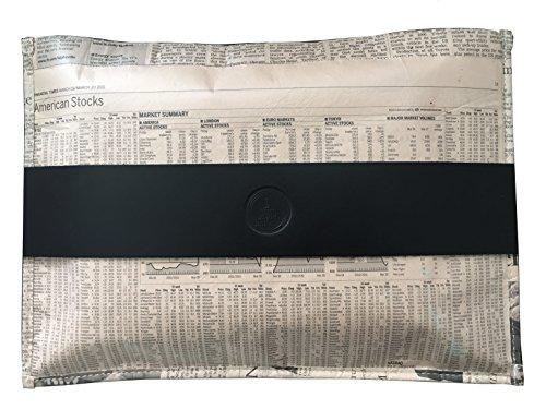 3 wind knots - Cartera de mano de Otra Piel para mujer leather logo detail