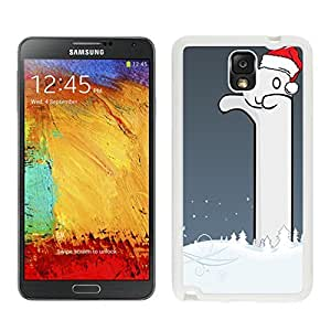 Recommend Design Terrible Christmas Snowman White Samsung Galaxy Note 3 Case 1