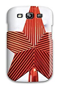 KQUurNu4324raZyR ThomasSFletcher Christmas Holiday Christmas Feeling Galaxy S3 On Your Style Birthday Gift Cover Case