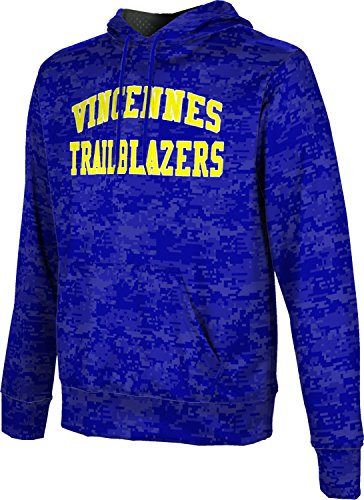 ProSphere Men's Vincennes College Digital Pullover Hoodie - Shops Silverdale