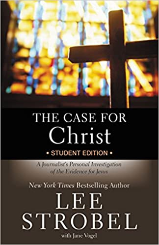 Amazon com  The Case for Christ  Lee Strobel  Michael Eaton     The Case For Christ Small Group Bible Study And Church Campaign throughout  Case For Faith Study