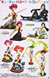 Happinet Robin Configuration Ax Cutie Honey Art Collections normal all eight set