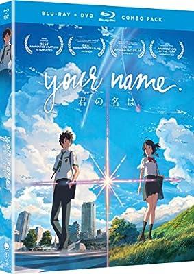 Your Name (Blu-ray/DVD Combo)