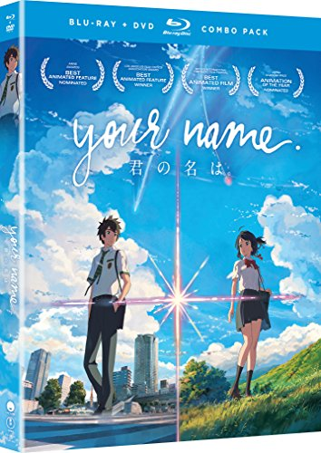 Your Name. (With DVD, 2 Pack, 2PC)