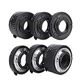 Value-5-Star - Auto Focusing Macro Extension Lens Tube 12mm+20mm+36mm for Nikon F Mount DSLR