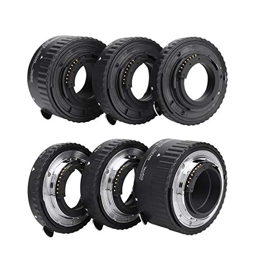 Value-5-Star - Auto Focusing Macro Extension Lens Tube 12mm+20mm+36mm for Nikon F Mount DSLR