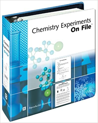 Chemistry Experiments (Facts on File Science Experiments)