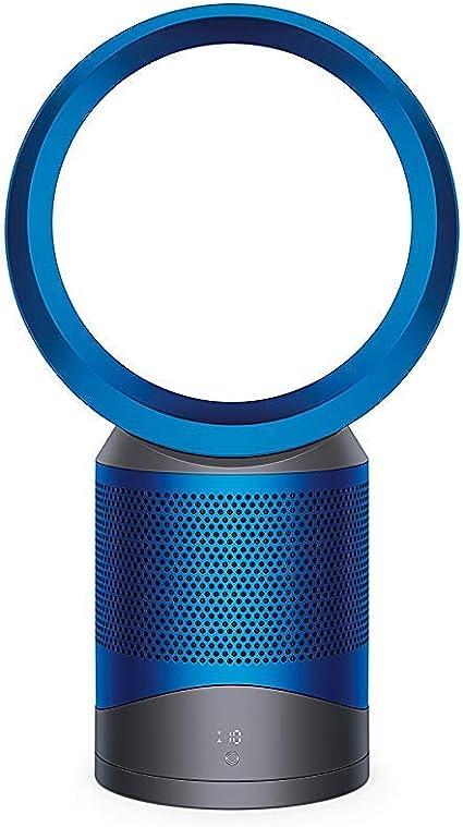 Dyson - Ventilador sin aspas para escritorio (color hierro/azul ...