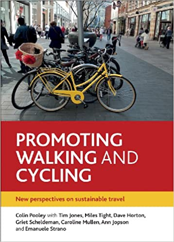 Book Promoting Walking and Cycling: New Perspectives on Sustainable Travel