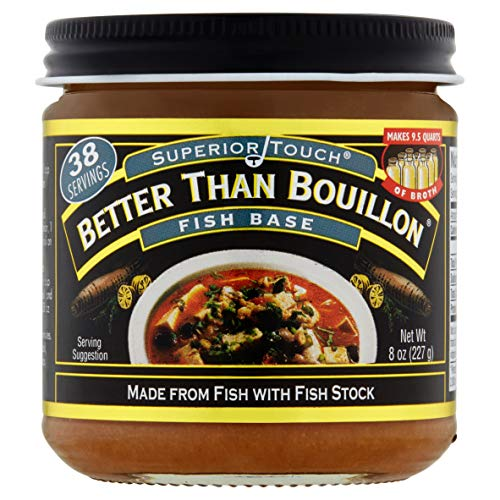 (Better Than Bouillon Fish Base, 8 Ounce)
